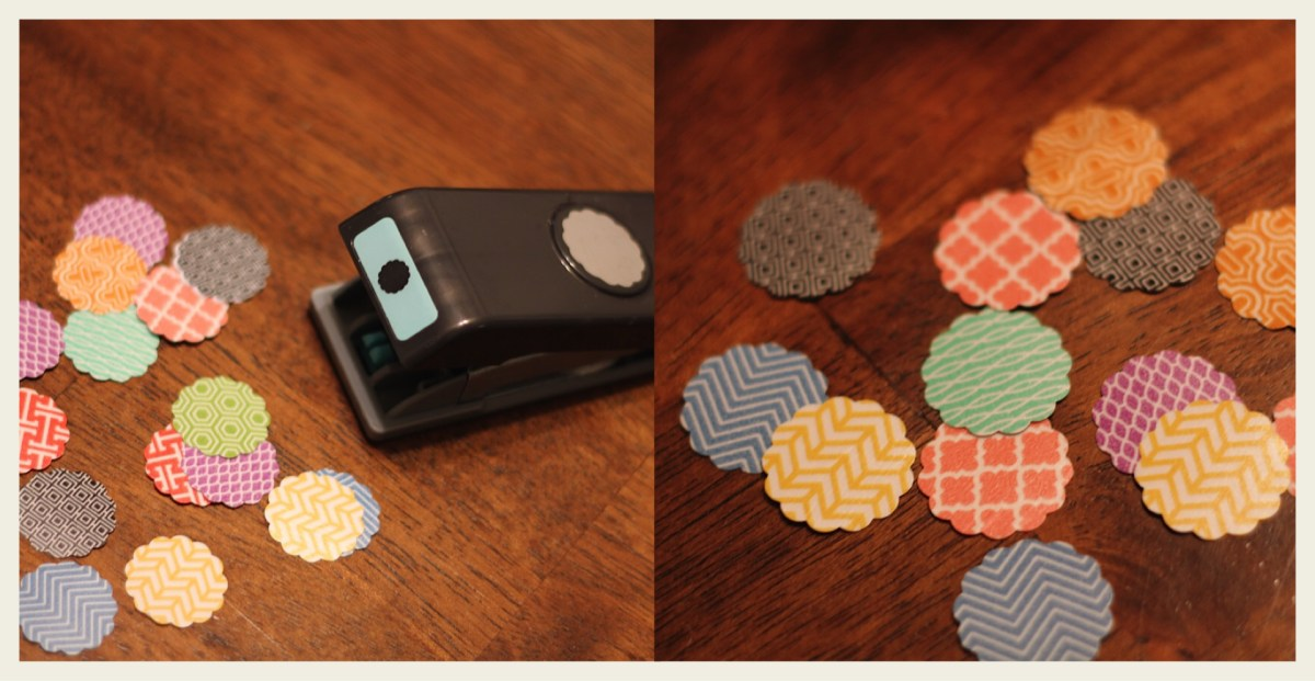 Washi Tape Wine Markers for Stemless Wine Glasses