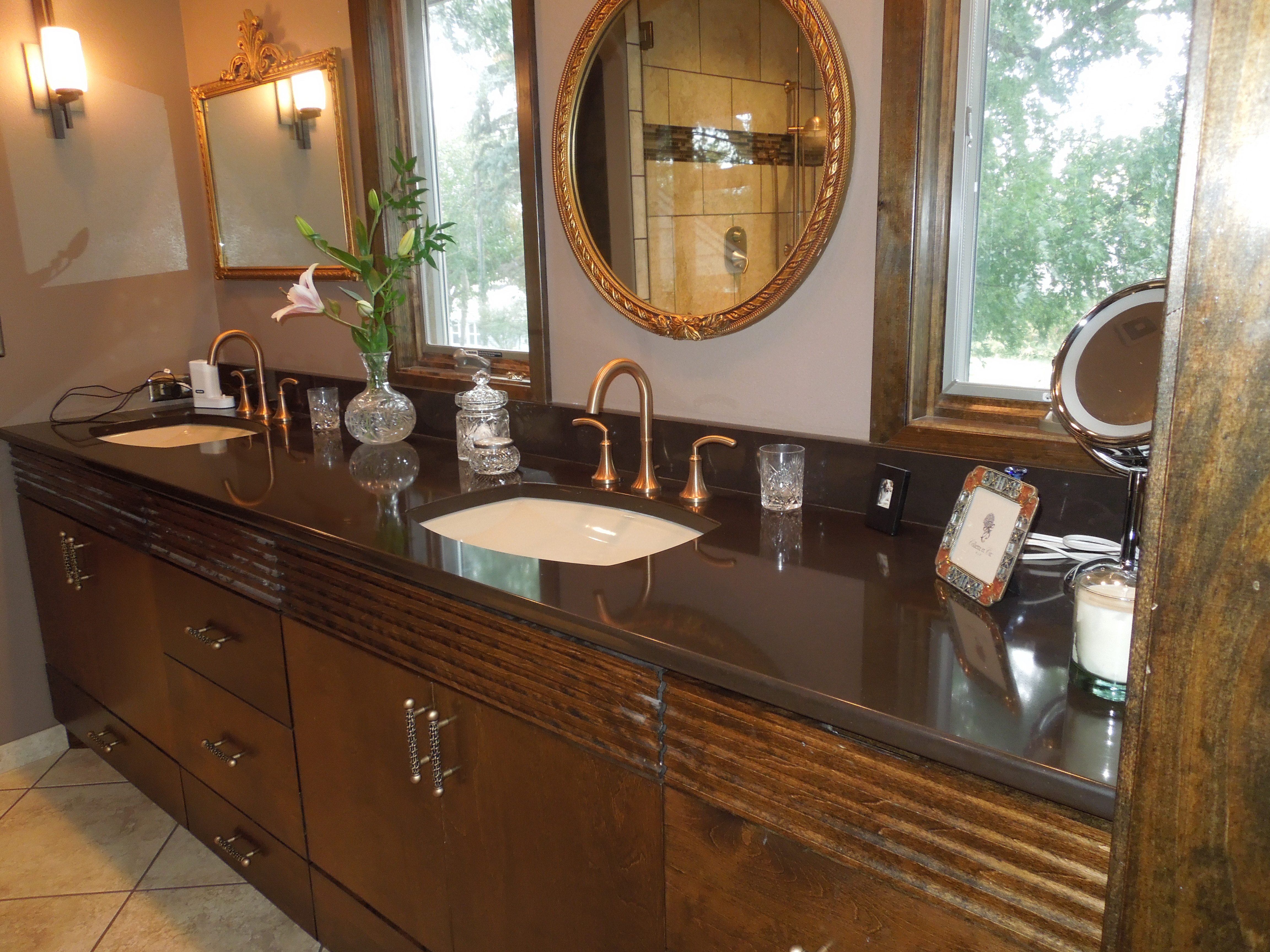 Does Your Bathroom Need A Cambria Makeover Creative