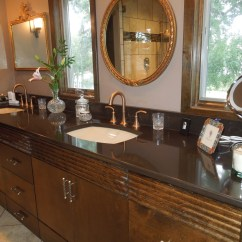 White Quartz Kitchen Countertops Cost Of Remodeling A Does Your Bathroom Need Cambria Makeover? - Creative ...