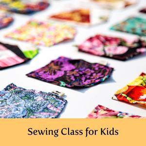 Creative Sewing Class in Zurich, Switzerland