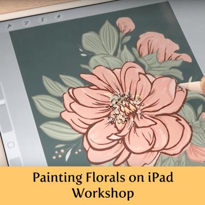creative-switzerland-iva-mikles-florals-ipad-painting-art-workshop-zurich