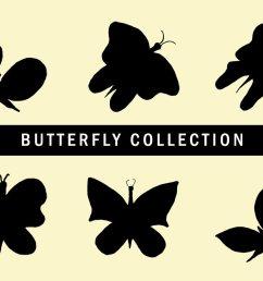 6 free butterfly clipart [ 1200 x 800 Pixel ]