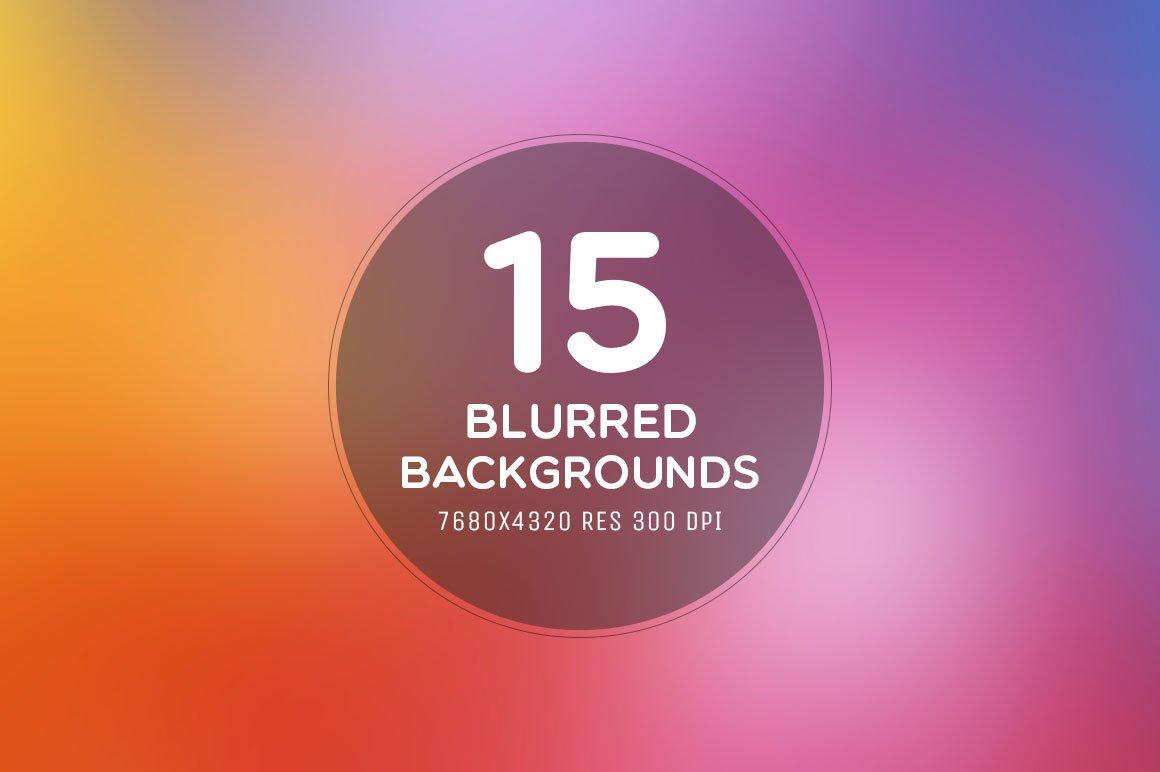 15 free blurred 8k