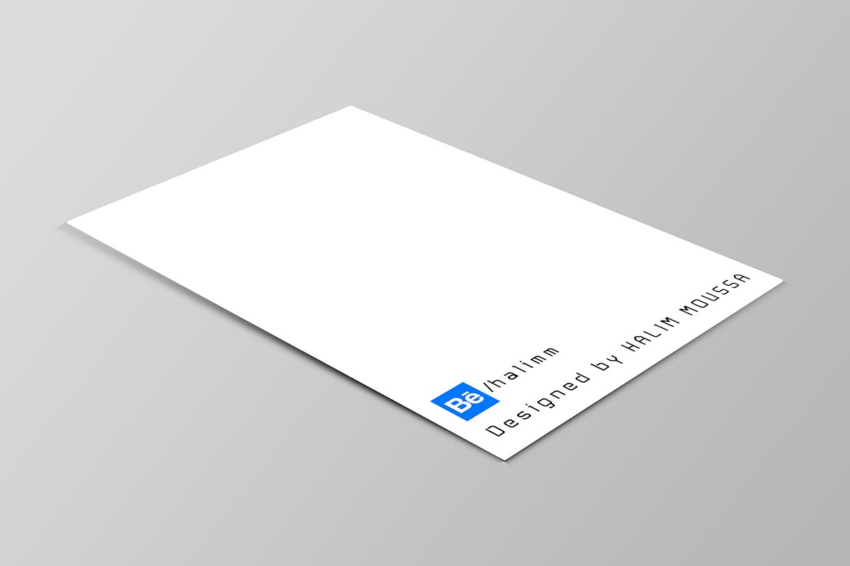 10 Free Correspondence Paper Mockup PSD ~ Creativetacos