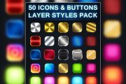 free icon styles pack