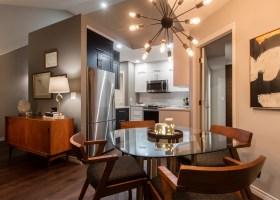 Interior Design Kelowna   Mid Century Condo   Creative ...