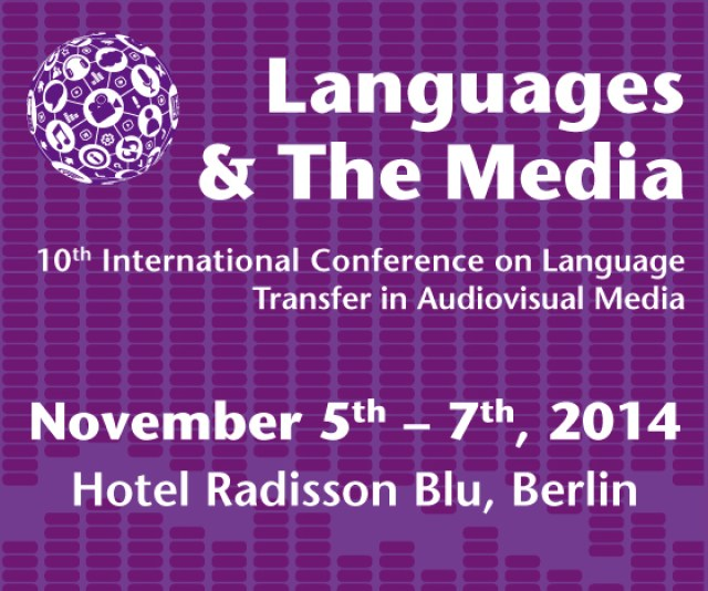 Language & The Media Conference 2014