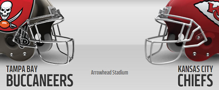 Image result for Buccaneers vs. Chiefs