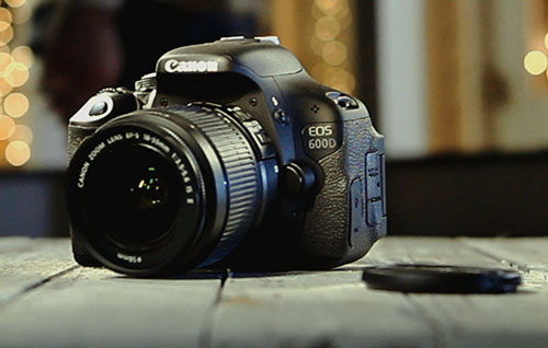 CANON 600D (T3i Rebel)