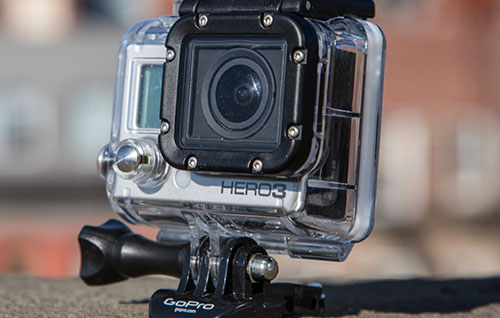 GoPro Hero 3+ (Black Edition)