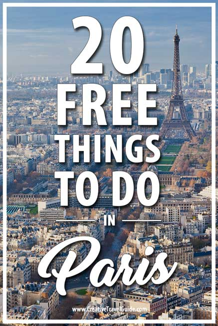 Paris is a city of beauty and love but it is a city of expensive hotels, expensive meals and expensive attractions. But here are some of the best free things to do in Paris!