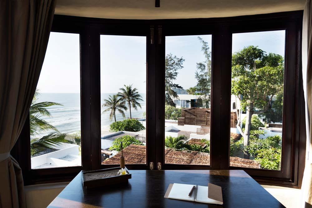 Luxury getaways