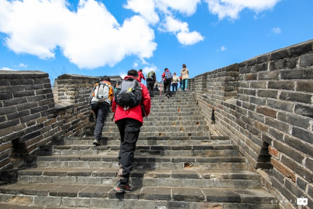 THE GREAT WALL OF CHINA – MUTIANYU