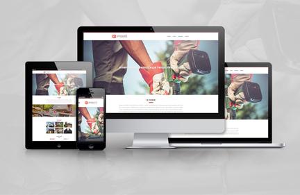 Realizujemy responsywne strony internetowe - przykład dla firmy Prowall.