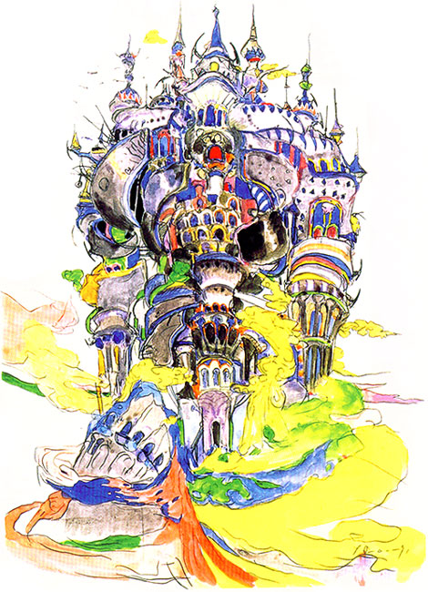 Ff4 Tower Of Babil : tower, babil, Babel, Through, Gallery