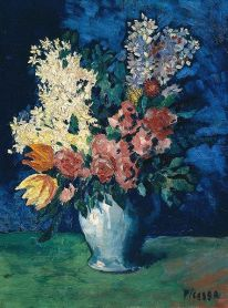 Flowers by Pablo Picasso, 1901
