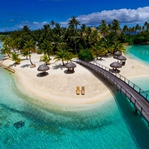 Bora Bora - Intercontinental Hotel and Thalasso Spa