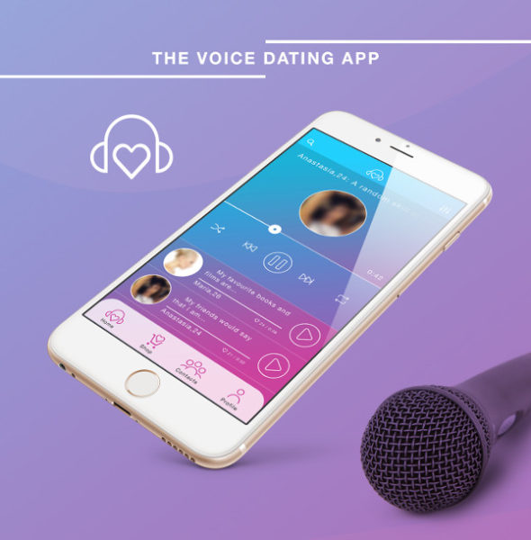 Voice Dating App