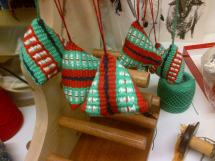 Inkle Braids Christmas 2014 Creative Weaving