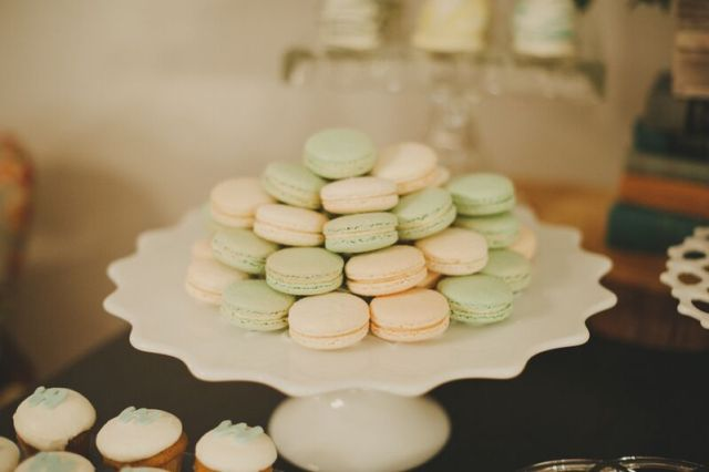 macarons by lamacaronette