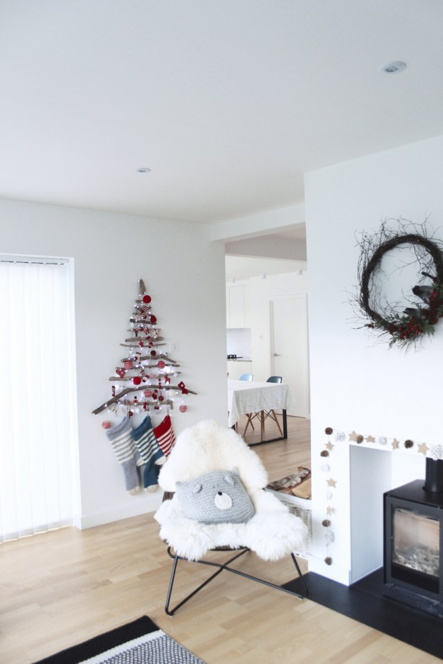 unique and simple handmade holiday decor by Prinku | For the Home this Holiday