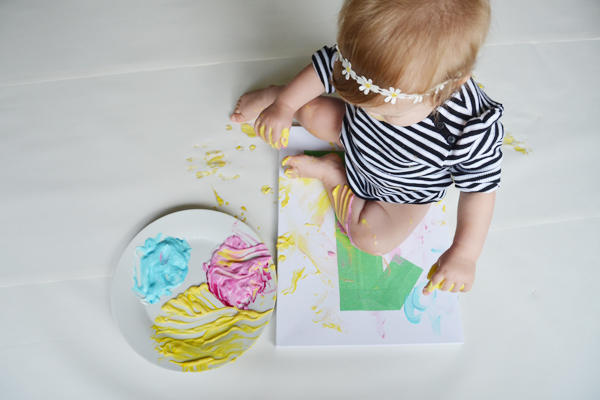 diy first birthday painting4