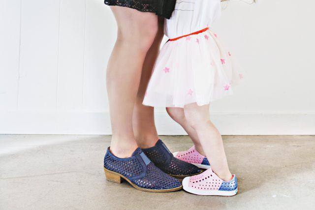 Feet First into Summer by Creative Wife and Joyful Worker
