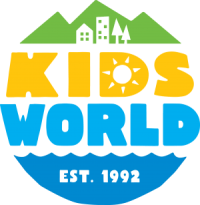 Kids World Vancouver Logo