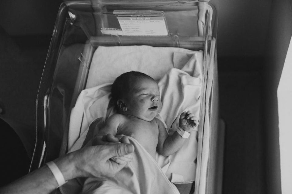 Hospital Birth Photography
