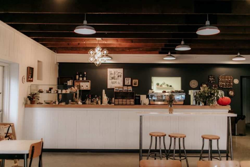 Old Hand Coffee Shop Abbotsford | Photo by Julie Christine Photography