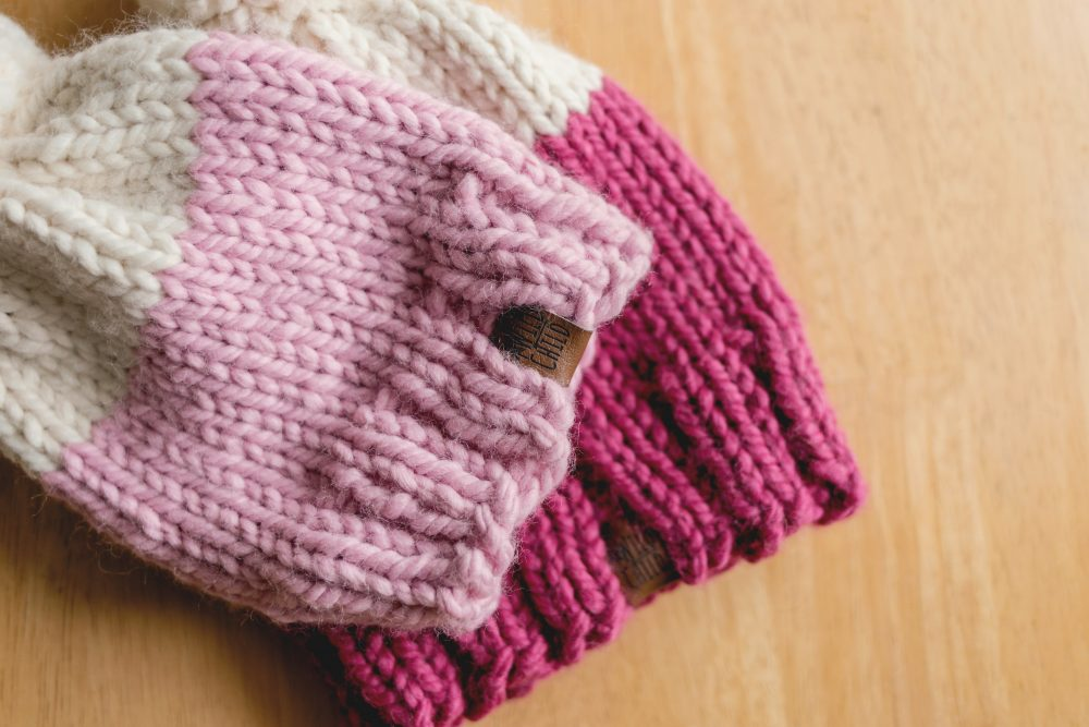 Knitted Toques | Wild Child Designs