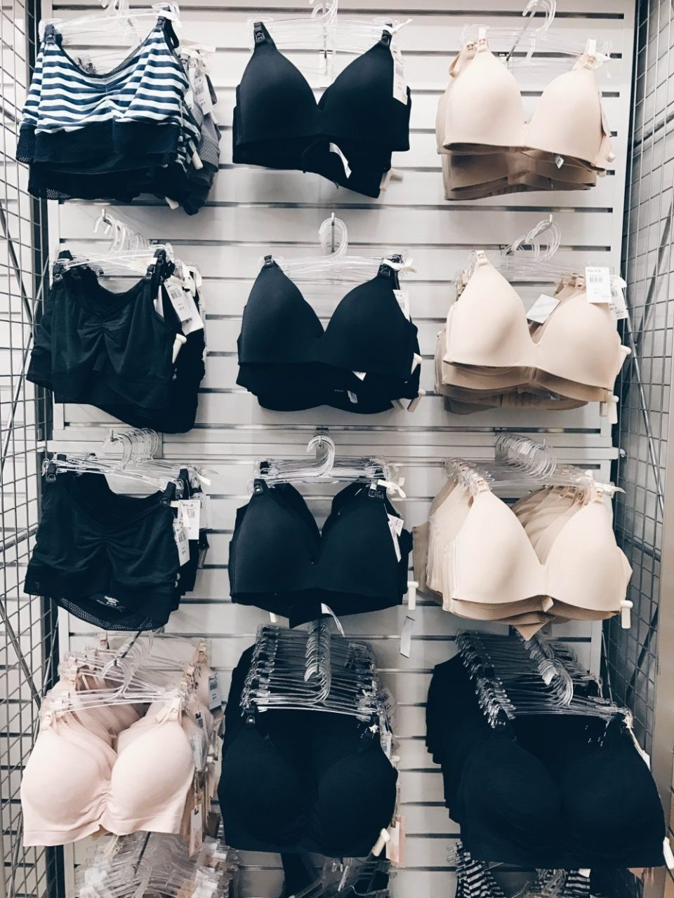Baby Gift Registry Tips | Selection of Maternity Bras at Buy Buy Baby Langley, BC