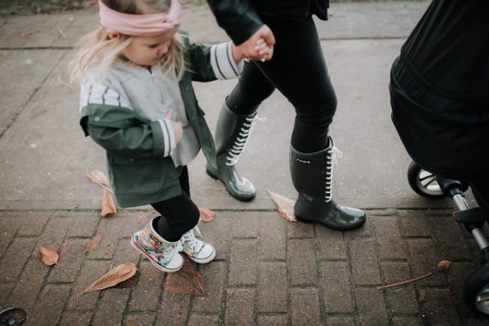 Mother and Daughter Style | Roma Boots Canada | Mom Style | Kids Fashion
