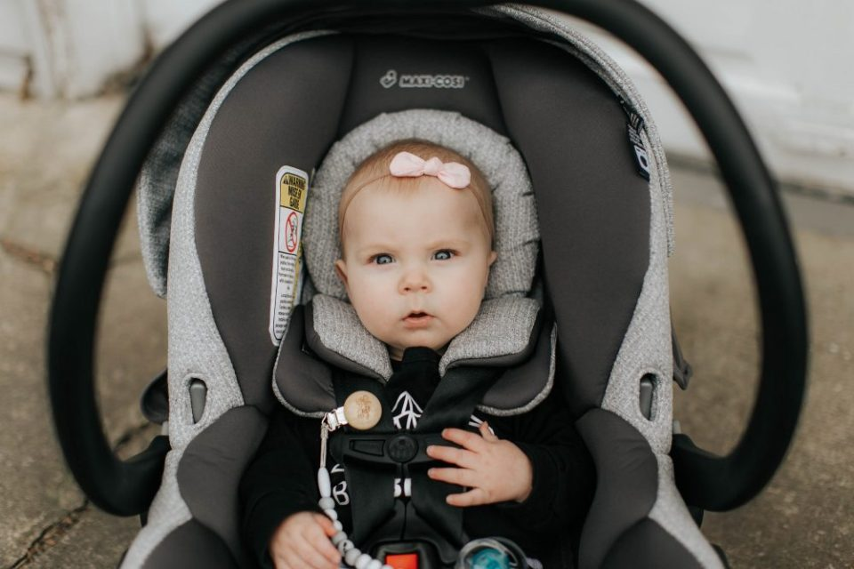 Baby in carseat | Maxi-Cosi Infant Car Seats