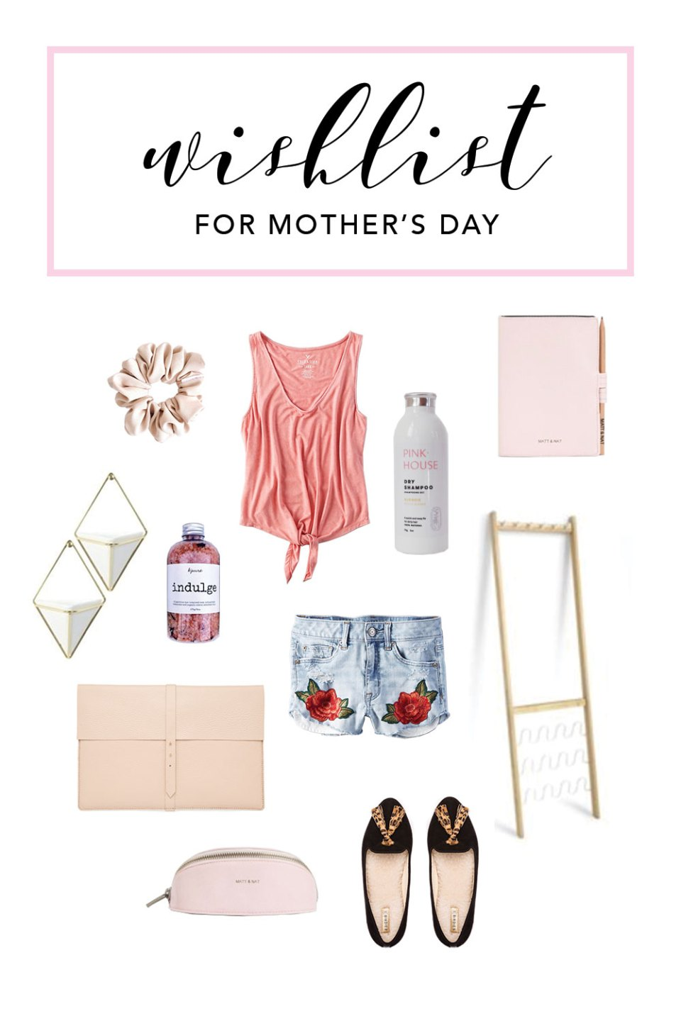 Mothers Day Wishlist | Gift Ideas