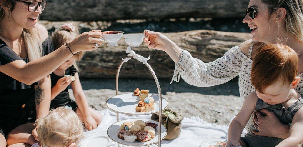 Have You Ever Had High Tea To Go | Secret Garden Tea Company
