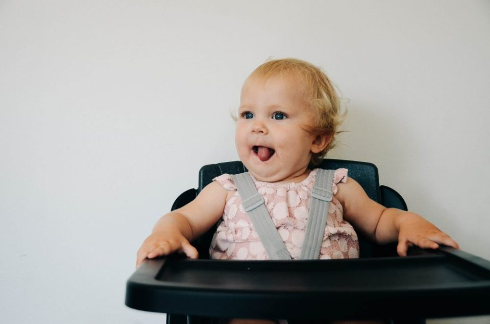 The High Chair that Grows With your Child | Nuna Zaaz High Chair Review | Kids product