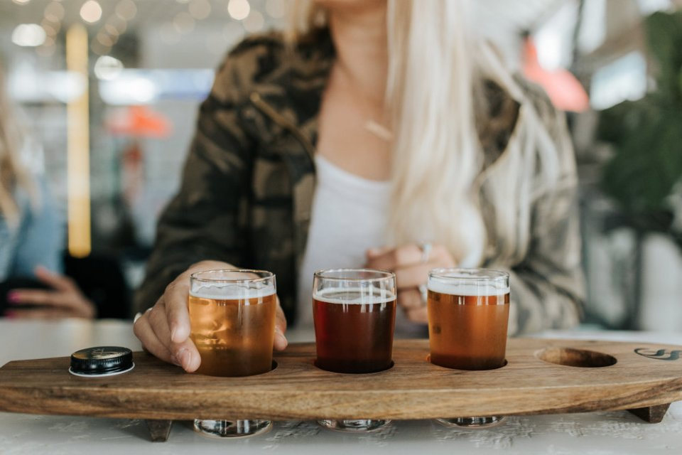 Strathcona Beer Company in Vancouver, BC | Place to See and Things to Do in Strathcona | Vancouver BC View More: http://juliechristinephotos.pass.us/strathconashoot