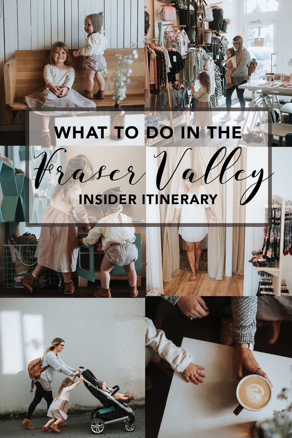 Family Friendly Things to Do in the Fraser Valley