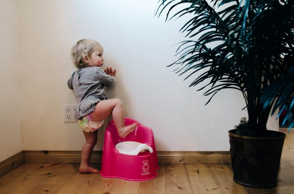 How to Know When to Start Potty Training