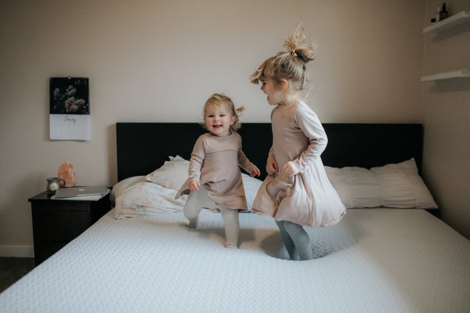 """Two LIttle Monkey Jumping on the Bed 