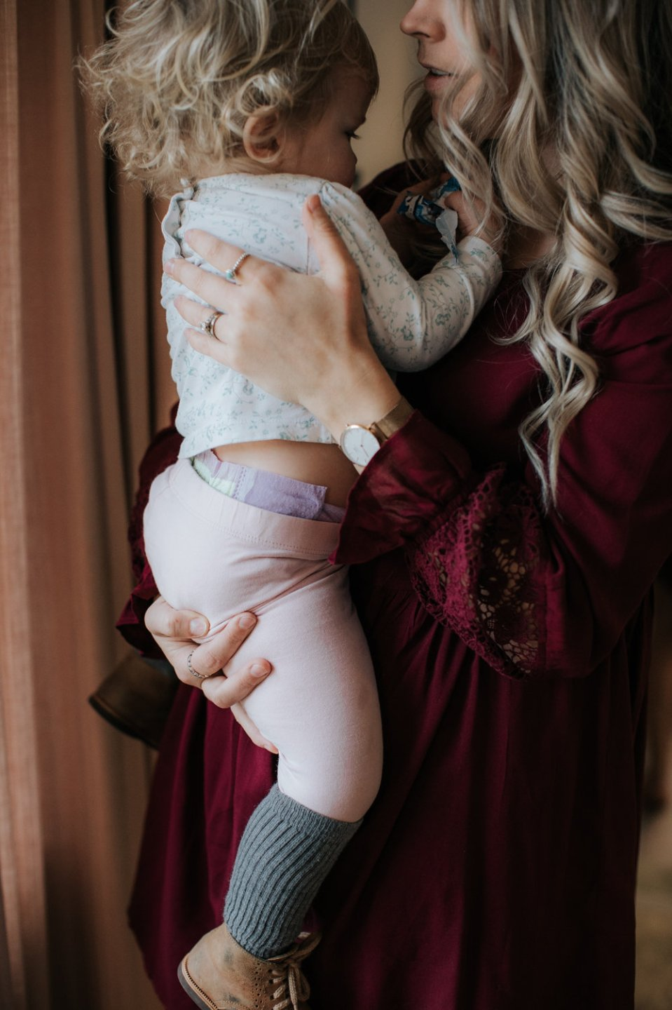When and Why to Switch from Diapers to Pullups | Photo by Julie Christine Photography