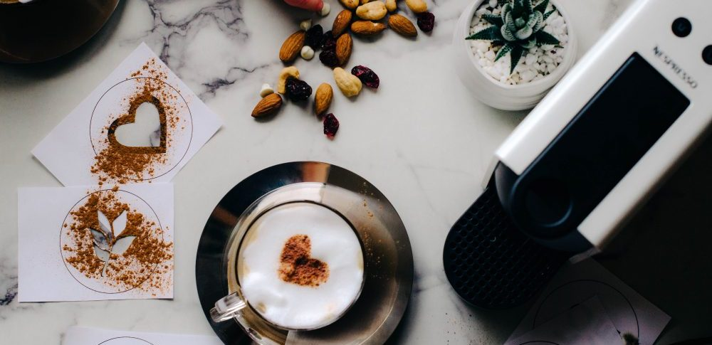 Espresso and Latte Art Free Printable Stencils