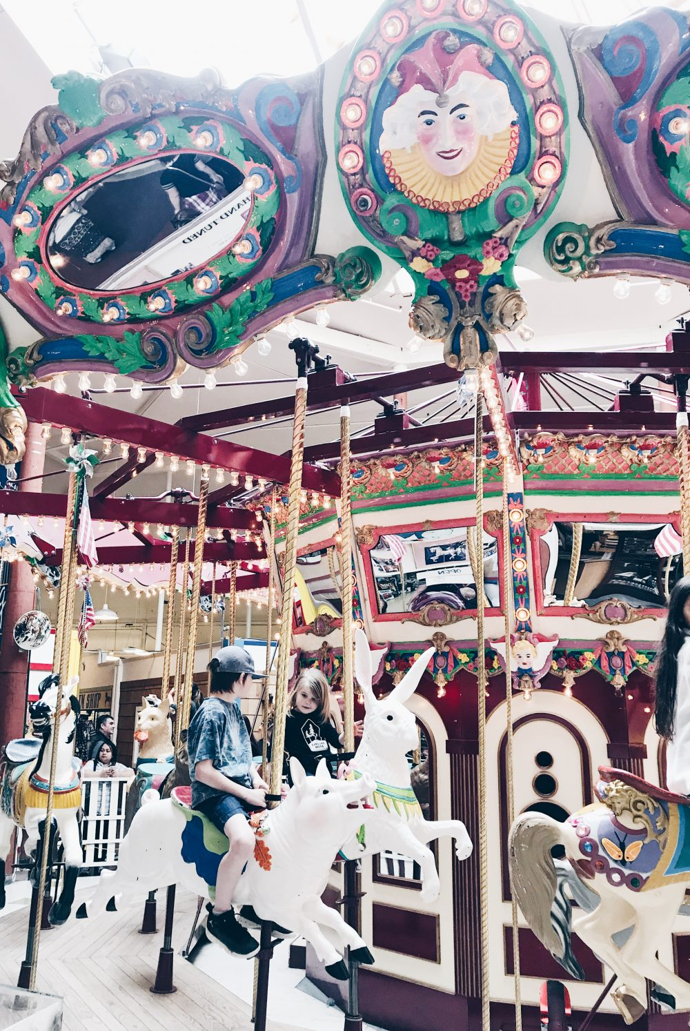 Seaside Carousel Mall | 8 places to go along the North Oregon Coast