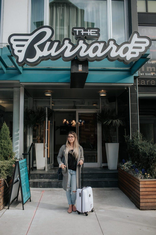 The Burrard Hotel | Vancouver Boutique Hotel