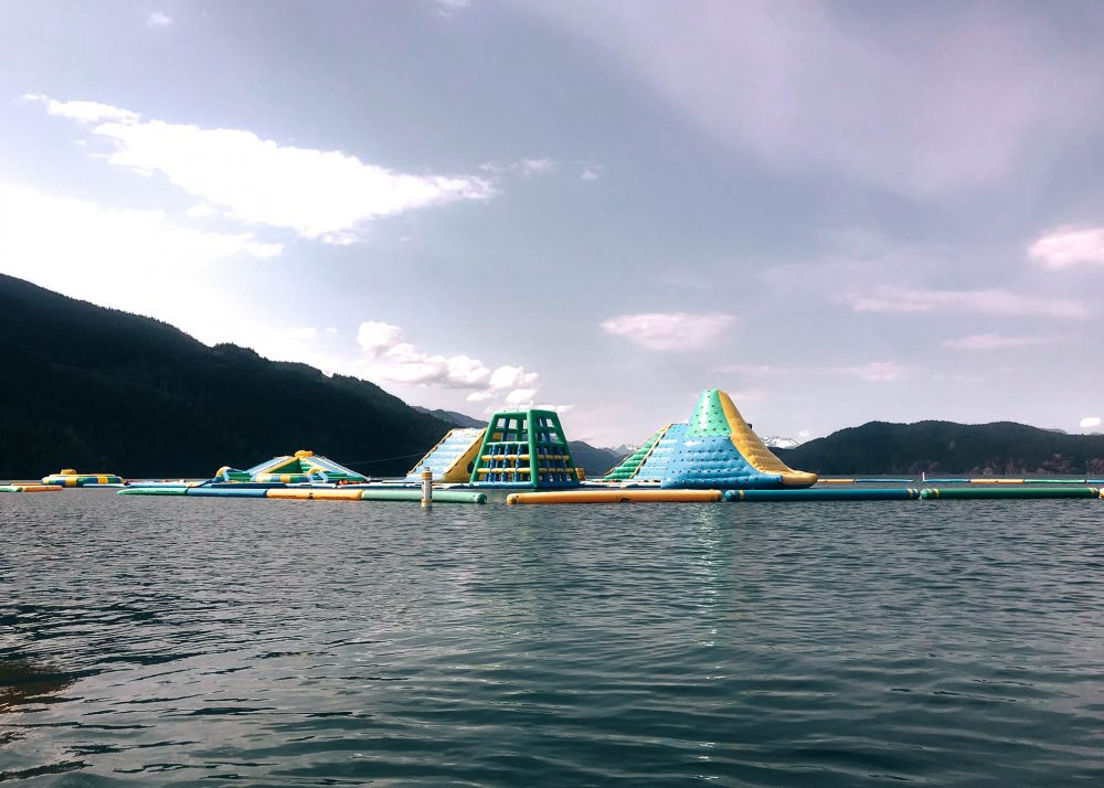 Water Park on Harrison Lake | 10 Things to do Near Harrison Hot Springs