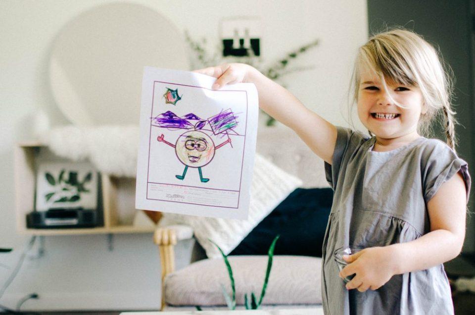 Klassen Farms Colouring Contest | Free Printable Colouring Sheet