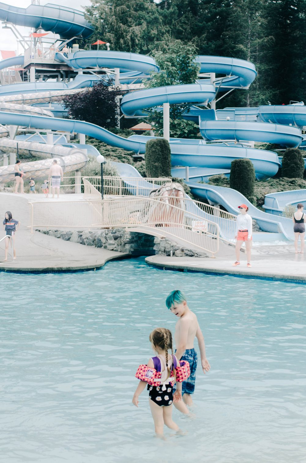 Cultus Lake Waterslides | Things to do Near Cultus Lake in Chilliwack