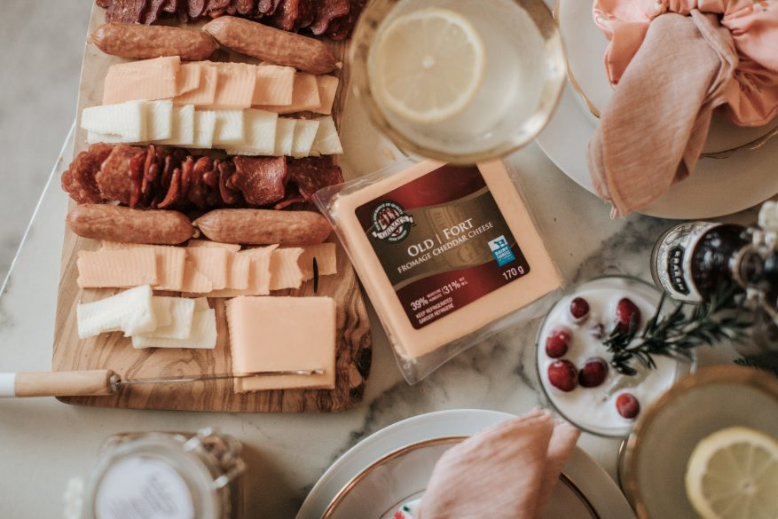 5 DIY's to Help You Host a Charcuterie Christmas Party