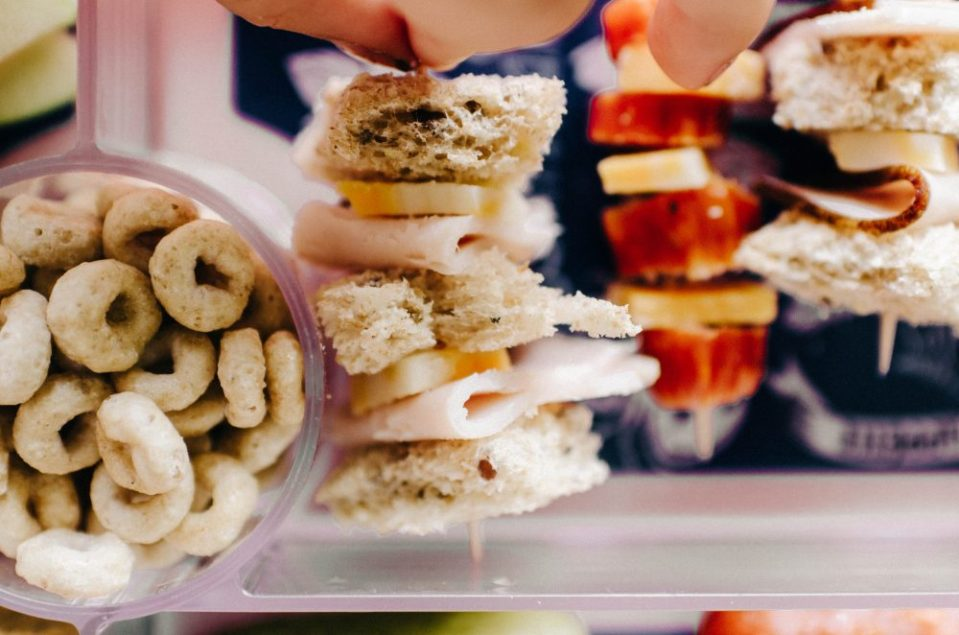 Back-to-school lunch ideas for kids